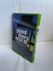 Grand Theft Auto III GTA 3 Sealed XBOX Game Rockstar Games