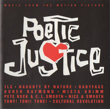 Poetic Justice: 2PAC TLC Mista Grimm Pete Rock C.L Smooth Babyface Usher Raymond