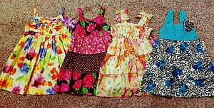 NWT BABY GIRLS YOUNGLAND OR BLUEBERI BLVD DRESSES SIZE 3T