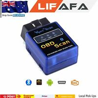 2019 Vgate 2.1 ELM327 OBD2 OBDII Bluetooth CAN Scanner for TORQUE Android phone