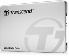"Transcend 240GB SSD Solid State Drive 220S SATA3 TLC 2,5"" (6,3 cm) BRANDNEU"