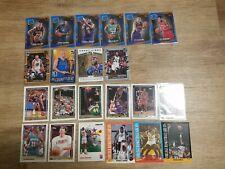 1992-93 TOPPS Basketball GOLD 22 Card Lot 1992 Skybox Kellogg's 2017-18 Donruss