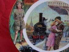 Royal Doulton/Bradex, We'll Meet Again - Vera Lynn- Collectors Plate