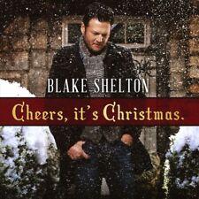 Cheers It's Christmas Blake Shelton Audio CD