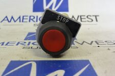 WESTINGHOUSE STOP PUSHBUTTON WITH CONTACT PB1P