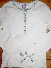 Mini Noa Noa Shirt  Langarm The Norfolk T-Shirt  Salt size:128-134 /XL neu