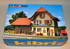 KIBRI - Stazione campagna Häusernmoos-Emmental - KIT NUOVO in scatola originale