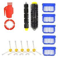 Brush filter aerovac for iRobot Roomba 600 650 660 640 645 620 3-armed side