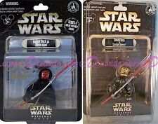 SIGNED 3 DISNEY ARTISTS DARTH MAUL DONALD & SAVAGE OPRESS STAR WARS WEEKEND 2012