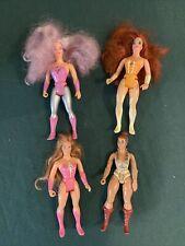 Vintage She-ra Princess of Power POP Lot of 4 He Man She Ra MOTU