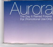 (FM496) Aurora, The Day It Rained Forever - 2002 DJ CD
