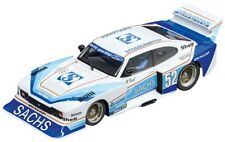 Carrera Evolution Ford Capri Zakspeed Turbo, Sachs Sporting 1:32 slot car 27568