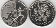 Nederland 1 ECU 1996 - XXVI Olympiade in Atlanta (d051)