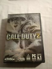Call of Duty 2 Collector's Edition PC 2005