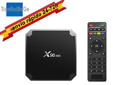 X96mini Android 9.0 TV BOX 4K Amlogic Quad Core 2.4G WIFI TV CAJA