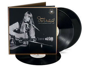 Joni Mitchell - Live At Canterbury House 1967 3 LPs