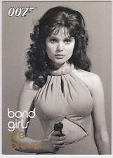 JAMES BOND DANGEROUS LIAISONS BOND GIRLS ARE FOREVER INSERT BG36 MADELINE SMITH