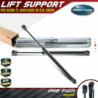 1 Pair Front Hood Strut Shock Spring Lift Support Prop For Nissan Maxima 04-06
