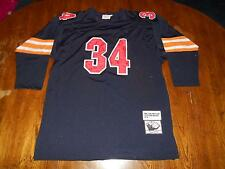 Old WALTER PAYTON Chicago Bears 1975 Mitchell & Ness THROWBACKS JERSEY Size 54