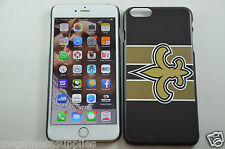 "New Orleans Saints NO NFL Football Hard Plastic Case for iPhone 6 4.7"" 4.7"