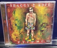 Shaggy 2 Dope of Insane Clown Posse - F.T.F.O.M.F. CD esham twiztid Violent J SV