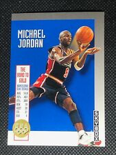 Michael Jordan 1992-93 Skybox Team USA Road to Gold #USA11 Chicago Bulls