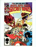 Marvel Super-Heroes Secret Wars #9, NM-, 1985  Marvel Comics