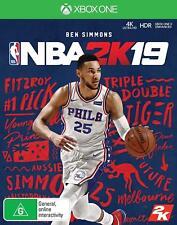 NBA 2k19 - Xbox One Brand New Sealed