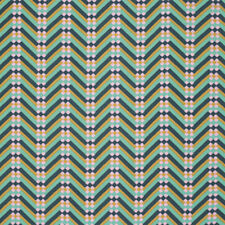 Amy Butler Glow Collection Waterfall Fabric in Turquoise PWAB131 100% Cotton