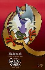 QUEST FOR CAMELOT Movie POSTER 27x40