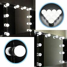Lighting Fixture Stripe LED Vanity Mirror Lights Kit With Dimmable Light Bulbs