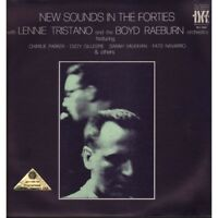 Lennie Tristano The Boyd Raeburn Lp Vinile New Sounds In The Forties Nuovo