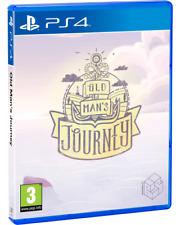 Old Man's Journey Art Games PlayStation 4 Brand New Region Free