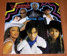 Prince Come on remixes Import Vinyl 12 Remix LP very Rare NEW Still Sealed