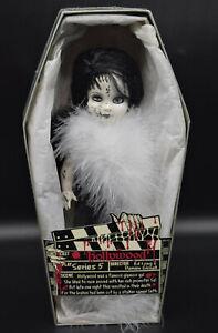 Living Dead Dolls - HOLLYWOOD - black & white variant - Series 5 - Mezco -MIB