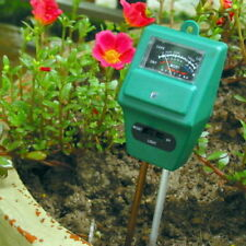 Perfect Plant Flowers Soil PH Tester Moisture Light Meter hydroponics Analyzer
