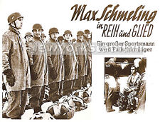 Boxing- Max Schmeling -German Army -WWII