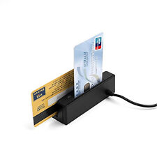 New Zcs100-Ic Usb Magnetic Stripe Reader 3 tracks Emv Smart Ic Chip Reader