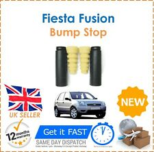 Arrière Choc Choquant Absorbeur Dust Cover bump stop Kit Fits Ford Fiesta Fusion NEUF
