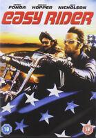 Easy Rider DVD (2014) Peter Fonda, Hopper (DIR) cert 18 ***NEW*** Amazing Value