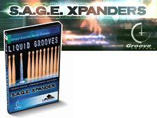Spectrasonics s.a.g.e. Sage Xpander líquido Grooves * Nuevo *