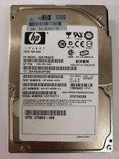 HP DG072BB975 72GB HDD SAS P/N:430165-002
