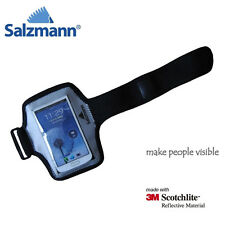 Phone Reflective Armband Strap Holder Running Gym (for iPhone, Samsung, HTC, LG)