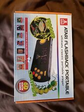 Atari Flashback Ultimate Portable Game Player with 60 Built-in Games