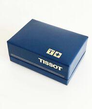 TRADITIONAL BLUE TISSOT WATCH STORAGE BOX