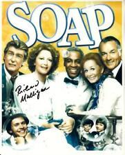 RICHARD MULLIGAN hand-signed SOAP 8x10 authentic w/ coa CLASSIC TV SITCOM CAST