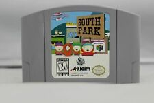South Park - Nintendo N64 Game Authentic
