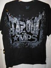 Tapout MMA Short Sleeve Shirt Mens Size Large L Style 101 NWT