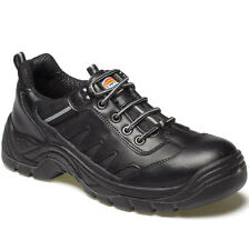 DICKIES STOCKTON SUPER SAFETY TRAINER SIZE UK 12 EU 47 MENS WORK SHOES FA13335
