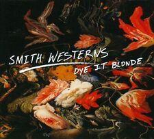 Dye It Blonde [Digipak] by Smith Westerns (Cd, 2010, Fat Possum)